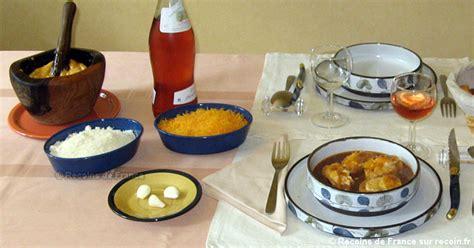 rouille cuisine recette rouille sur recoin fr