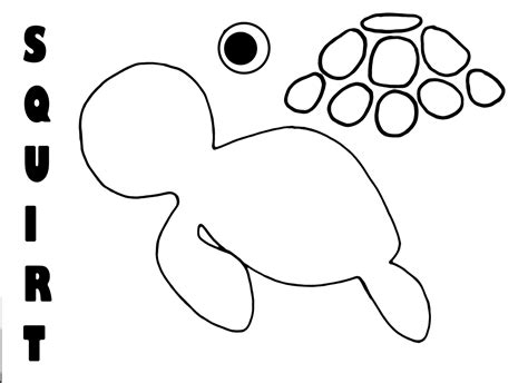 Crush Coloring Pages