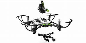 parrot mambo drone can pick up objects shoot balls With hacks and mods bluetooth keyboard controls dancing hexapod