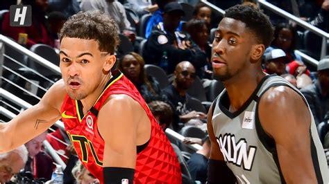 Hawks Vs Nets : Hawks vs. Nets: Atlanta drops 94-89 ...