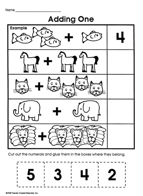 images  counting objects kindergarten math