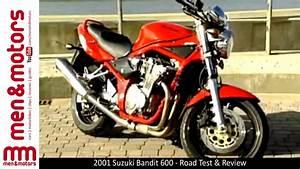 2001 Suzuki Bandit 600 - Road Test  U0026 Review