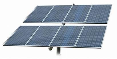 Pole Mount Solar Panels Kw Fixed Panel