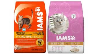 62368 Iams Coupons by Iams Cat Food Coupon Save 2 00living Rich With Coupons 174
