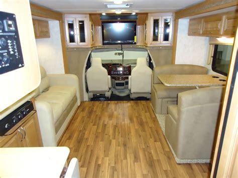 Class B Motorhome Interior