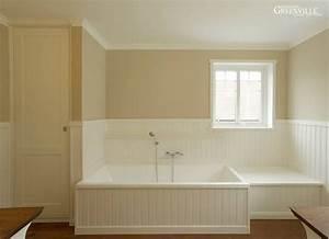 Paneele Für Bad : wasserfeste schweden paneel anstatt fliesen der kontrast zur farbigen wand sieht sehr sch n aus ~ Frokenaadalensverden.com Haus und Dekorationen