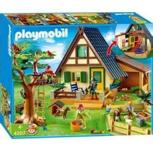 playmobil sheriff huis goedkoop playmobil boswachtershuis 4207 kopen bij