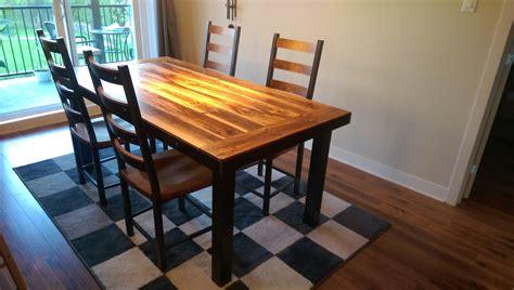 table de cuisine sur mesure table de cuisine en bois table de cuisine sur mesure de