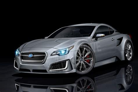 Subaru Plans Midengined, Awd, Hybrid Sports Car To Thrill
