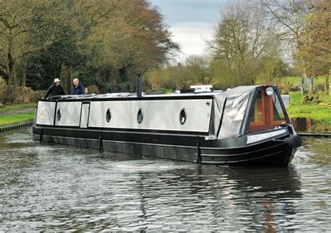 Canal Boat by Boat Test The Power Of Three Canal Boat Testing