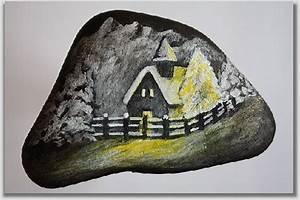 Bleistifte Zum Zeichnen : stein zeichnen zeichnen mit dem el ein mandala auf einem stein stock ~ Frokenaadalensverden.com Haus und Dekorationen