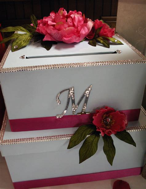 diy plafondl diy wedding card box project