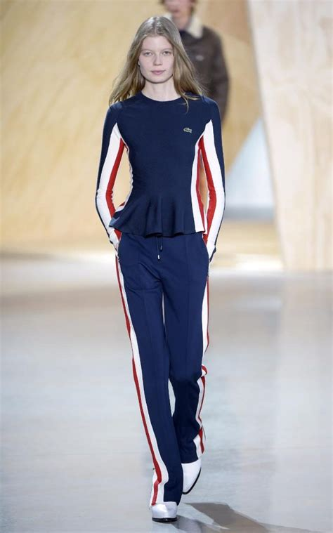 skiwear     fashion   lacoste