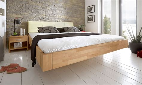Bett Rückwand Holz by Bett Aus Buche In Massiver Qualit 228 T Z B In 160x200cm