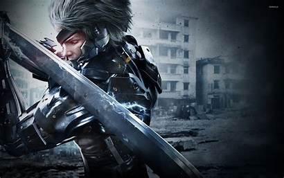 Gear Rising Metal Revengeance Wallpapers Raiden Games