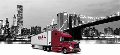 Company Logistics Growing Ideal Transport Trucking Truck