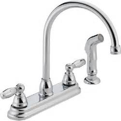 kitchen faucets parts peerless faucets two handle centerset kitchen faucet with