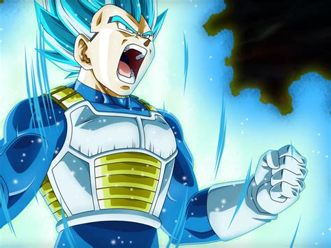 desktop wallpaper angry anime boy vegeta dragon ball hd
