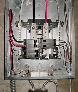 200 Amp Breaker Box Wiring  200  Free Engine Image For