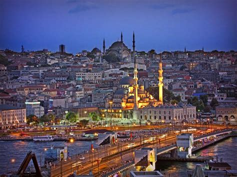Istanbul Turkey Beautiful Places To Visit