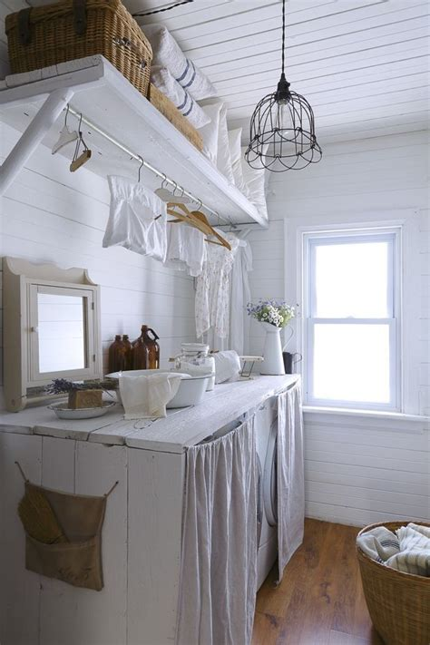 shabby chic laundry room 52 ways incorporate shabby chic style into every room in your home