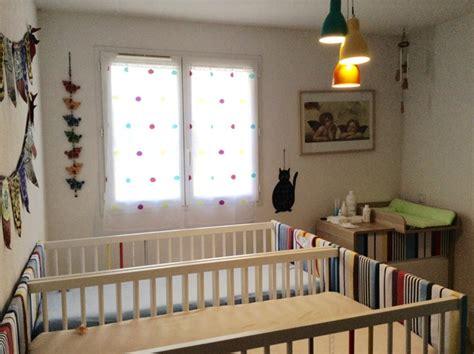 chambre bébé jumeaux chambre pour jumeaux ado raliss com
