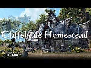 ESO Fashion - Cliffshade Homestead - YouTube