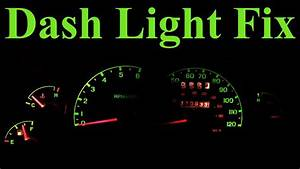 Nissan Quest 2004 Dashboard Lights