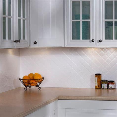 decorative backsplash fasade 24 in x 18 in traditional 1 pvc decorative backsplash panel in smoked pewter b50 27
