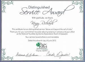 template long service certificate template sample award With long service certificate template sample