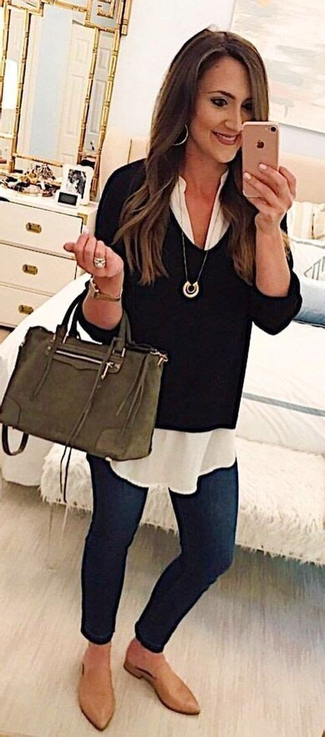 Stylish Everyday Hot Mom Winter Outfits Ideas Closet