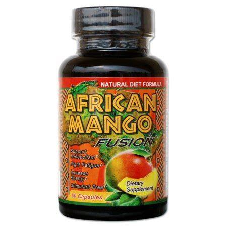 fusion diet systems diet supplement  igob african