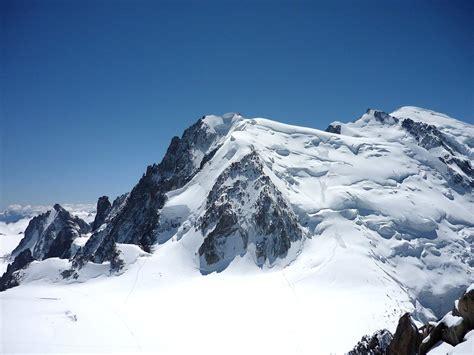 altitude du mont blanc mont blanc du tacul wikip 233 dia