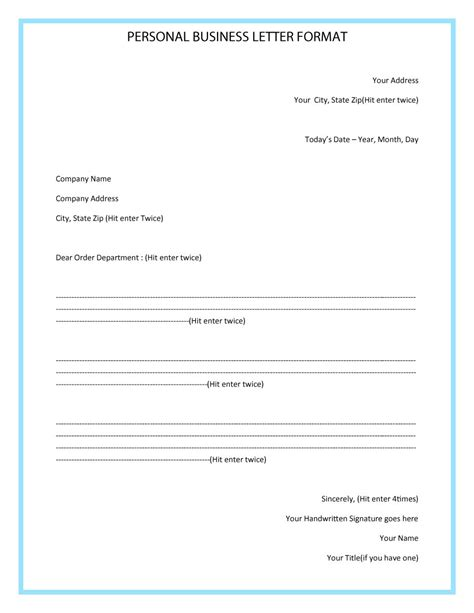 35 Formal  Business Letter Format Templates & Examples. Schedule Ppt Template. Donation Flyer Template Free. Work Performance Evaluation Template. Word Product Catalog Template. Personal Narrative Essay Definition Template. Resume Template Registered Nurse Template. Promissory Note. Policies And Procedures Manual Template