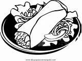 Spelunker Tortilla Coloring Template sketch template