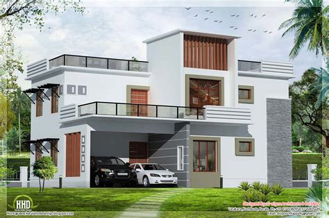 contemporary homes designs flat roof modern house designs 2nd floor additions