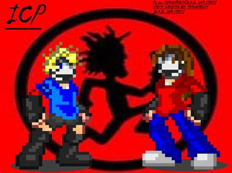 Insane Clown Posse By Phycosmiley On Deviantart