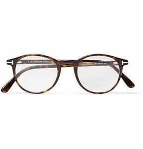 Tom Ford Brillen Damen 2018 : tom ford round frame tortoiseshell acetate optical glasses ~ Kayakingforconservation.com Haus und Dekorationen