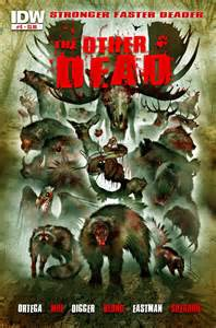animal planet developing zombie series   dead