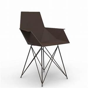 Fauteuil De Salle à Manger : fauteuil de salle manger vondom zendart design ~ Teatrodelosmanantiales.com Idées de Décoration