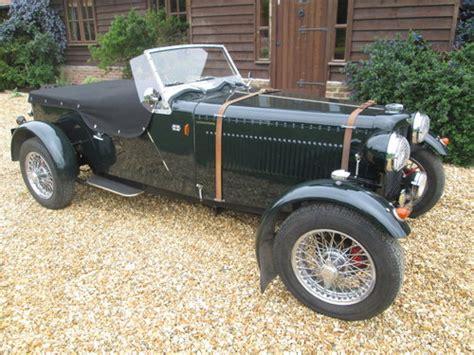 1990 Aston Martin Replica Circa 1930's Based On Td Kit For