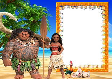 Moana Transparent Png Pictures