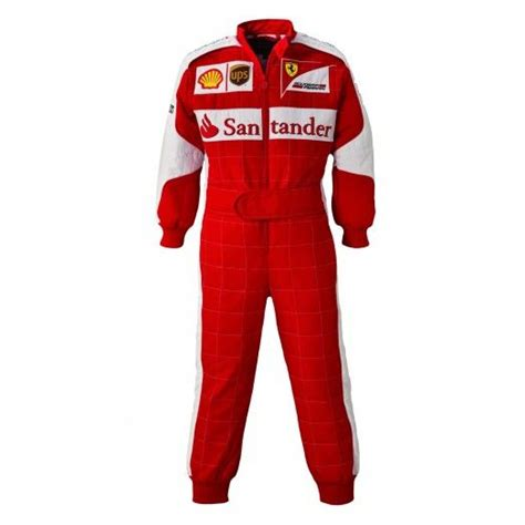 Follow ferrari, a name inseparable from formula 1 racing, the italian squad being the only team to have competed in every f1 season since the world championship began, winning numerous titles with the likes of ascari, surtees, lauda and schumacher. Kid's Scuderia Ferrari F1 Driver Replica Racing Suit - Ferrari Store | Halloween Ideas | Kids ...