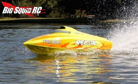 Recoil Rc Boat by Pro Boat Recoil 26 Self Righting V 171 Big Squid Rc
