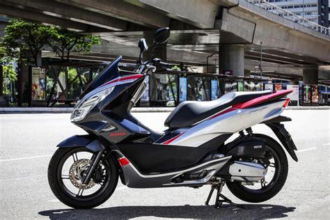 Honda Pcx 2018 Chega Em Novas Cores