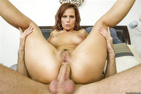 Horny Milf Syren De Mer Gets Facialized After Hardcore Anal Buggering