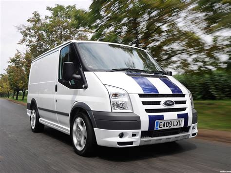 de ford transit sportvan limited edition 2009