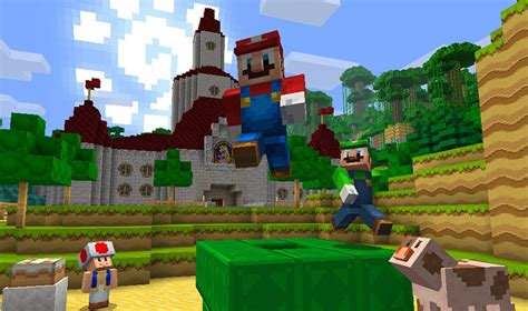 minecraft launches  nintendo switch minecraft