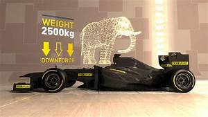 Learn the physics behind a Formula 1 carBBC Sport