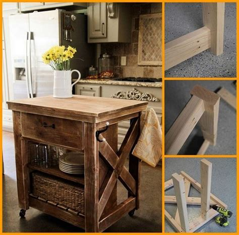 kitchen craft islands how to make a rustic kitchen island find 1033